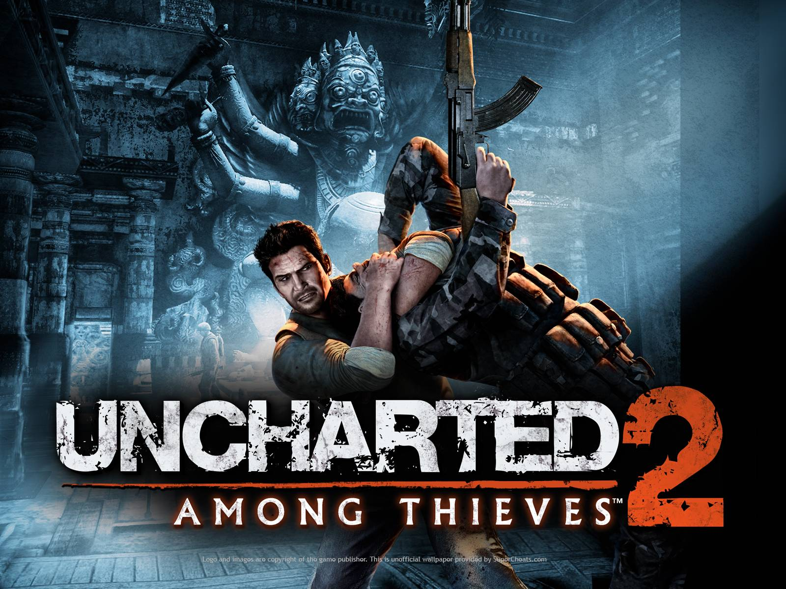 Latest Screens : Uncharted 2: Among Thieves Wallpapers