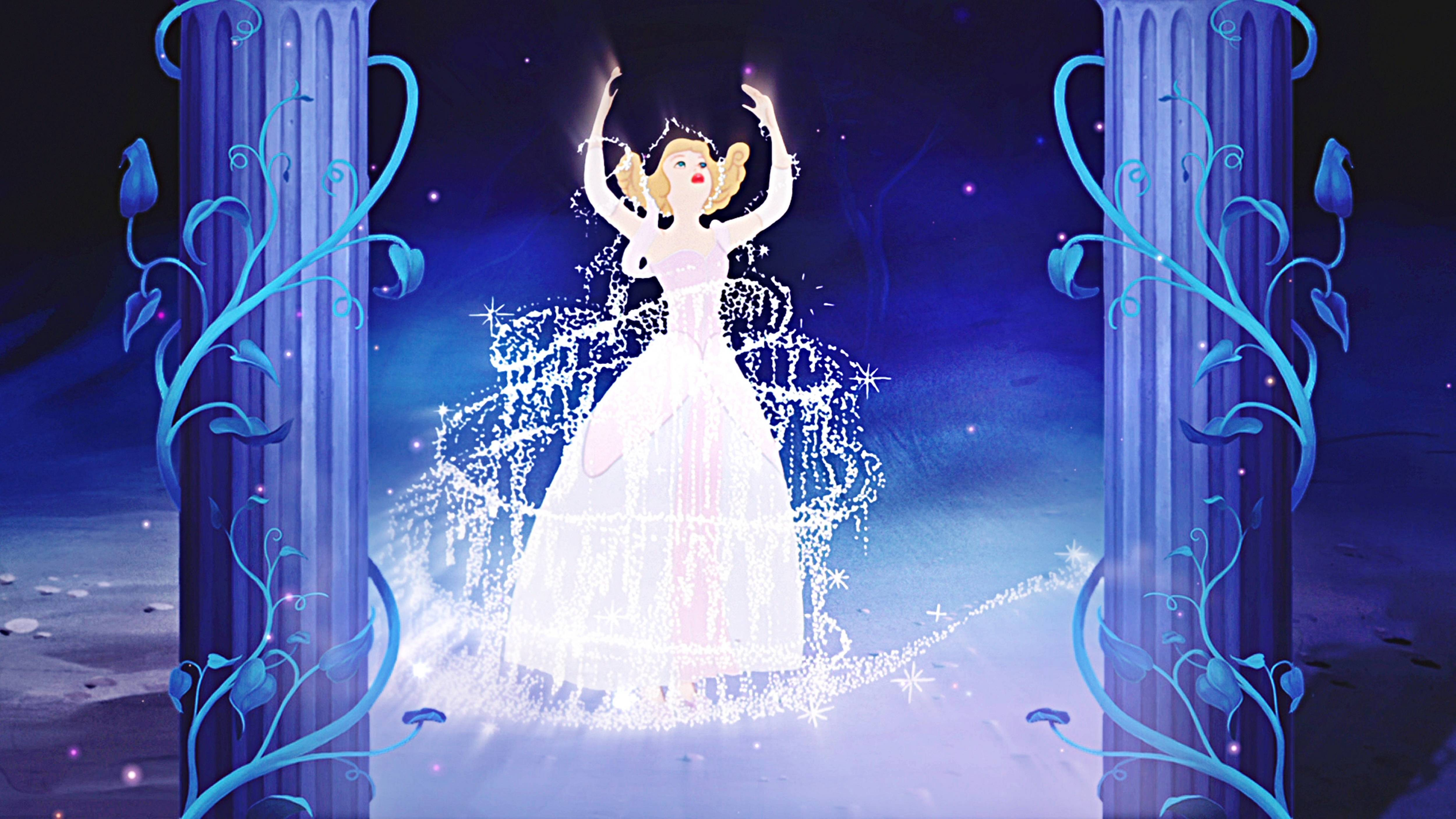Disney Princess Cinderella Wallpaper For Background