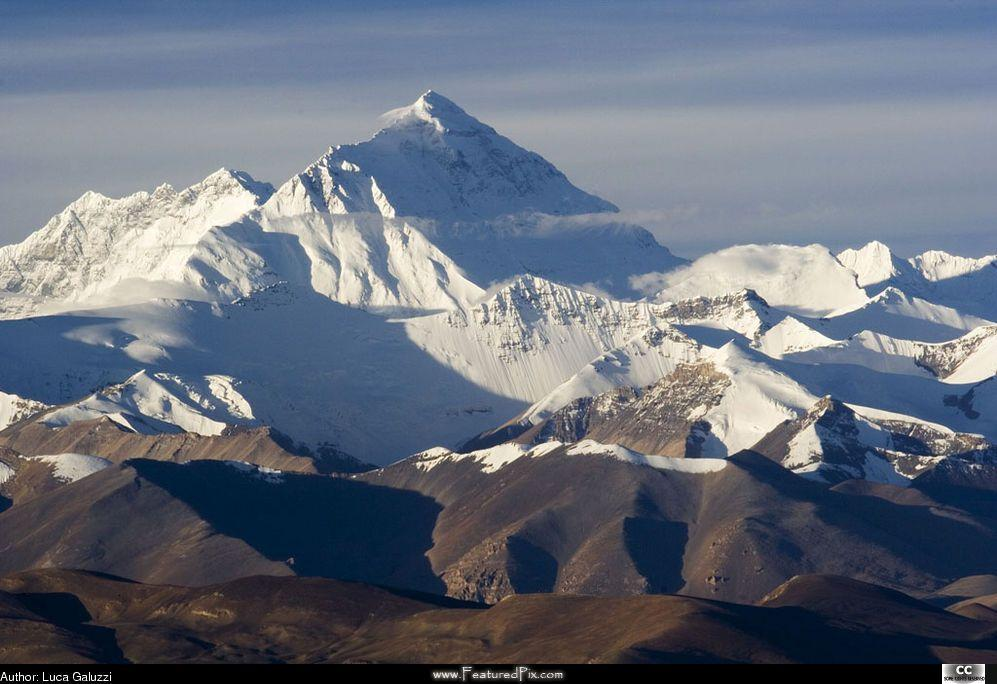 North Face of Mount Everest
