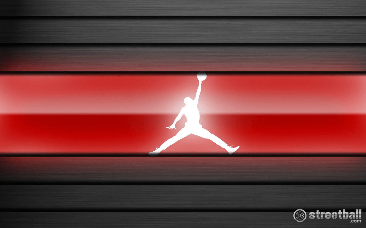 Air Jordan Logo Wallpaper - Viewing Gallery