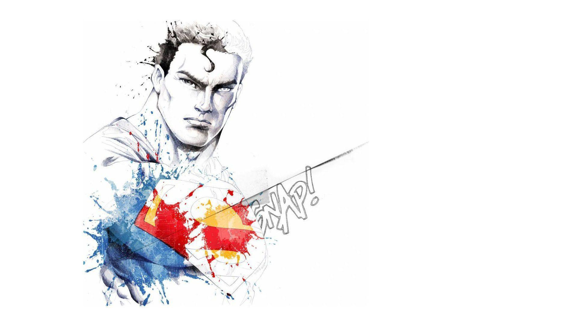 nerdy awesome superman wallpaper - photo #40