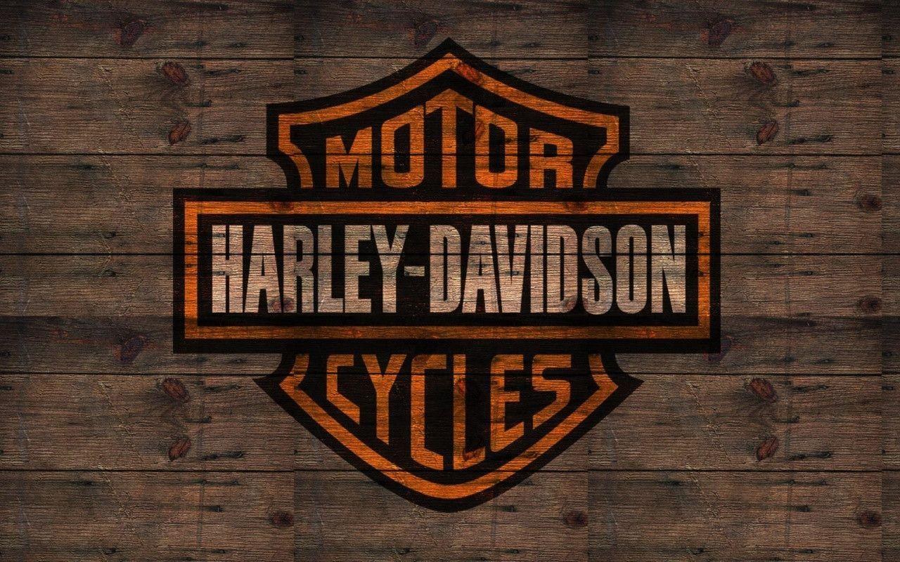 Harley Davidson Logo Wallpapers Hd Backgrounds Wallpapers 25 HD