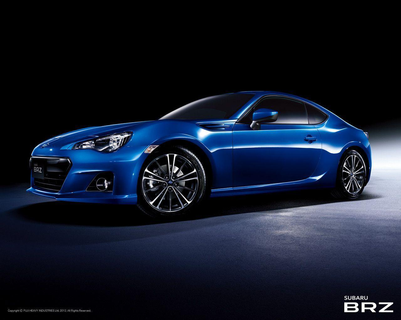 Subaru Brz Sti Wallpapers