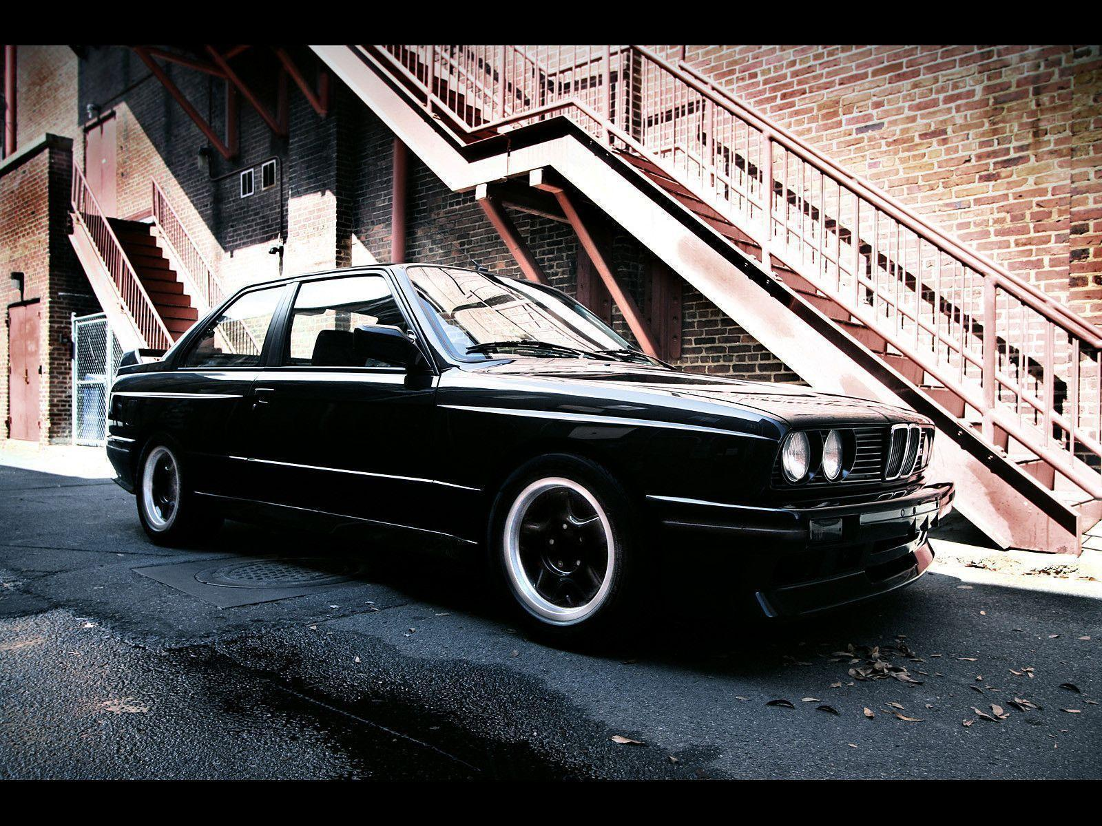 Bmw E30 M3 Wallpapers Wallpaper Cave