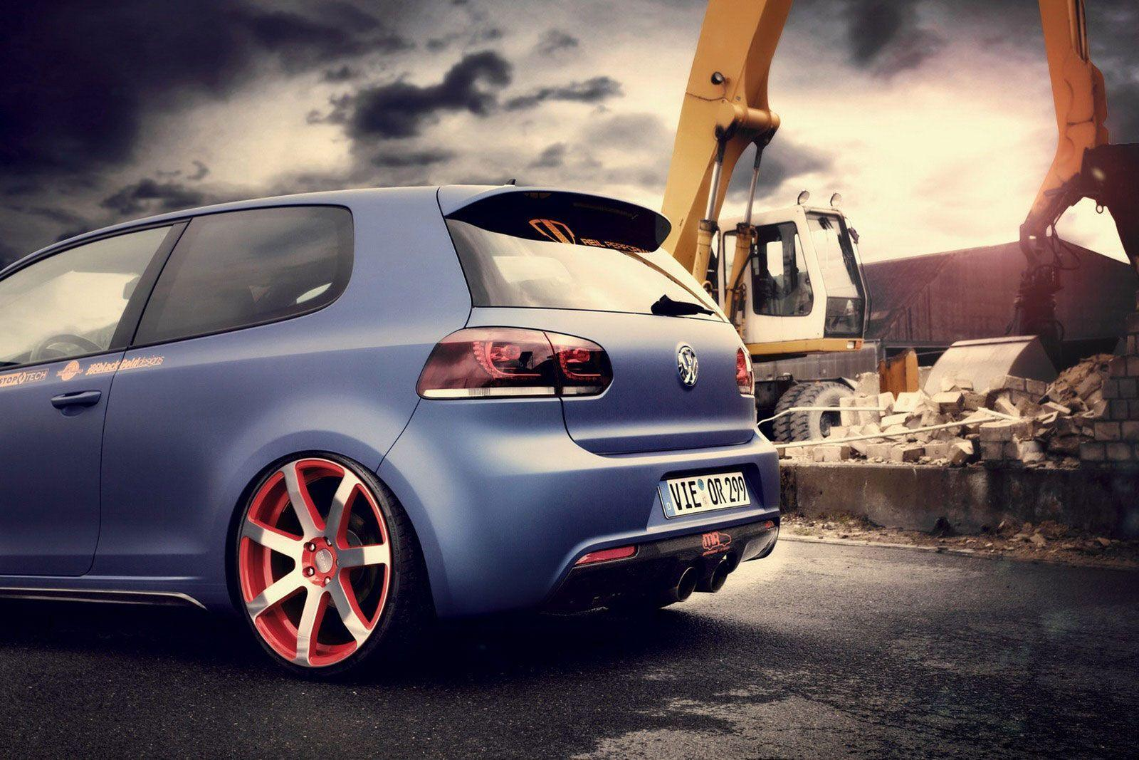 Image For > Vw Golf Gti Wallpapers