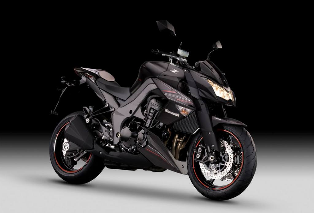 2015 Kawasaki Ninja H2 Test Drive Picture Wallpaper 3467