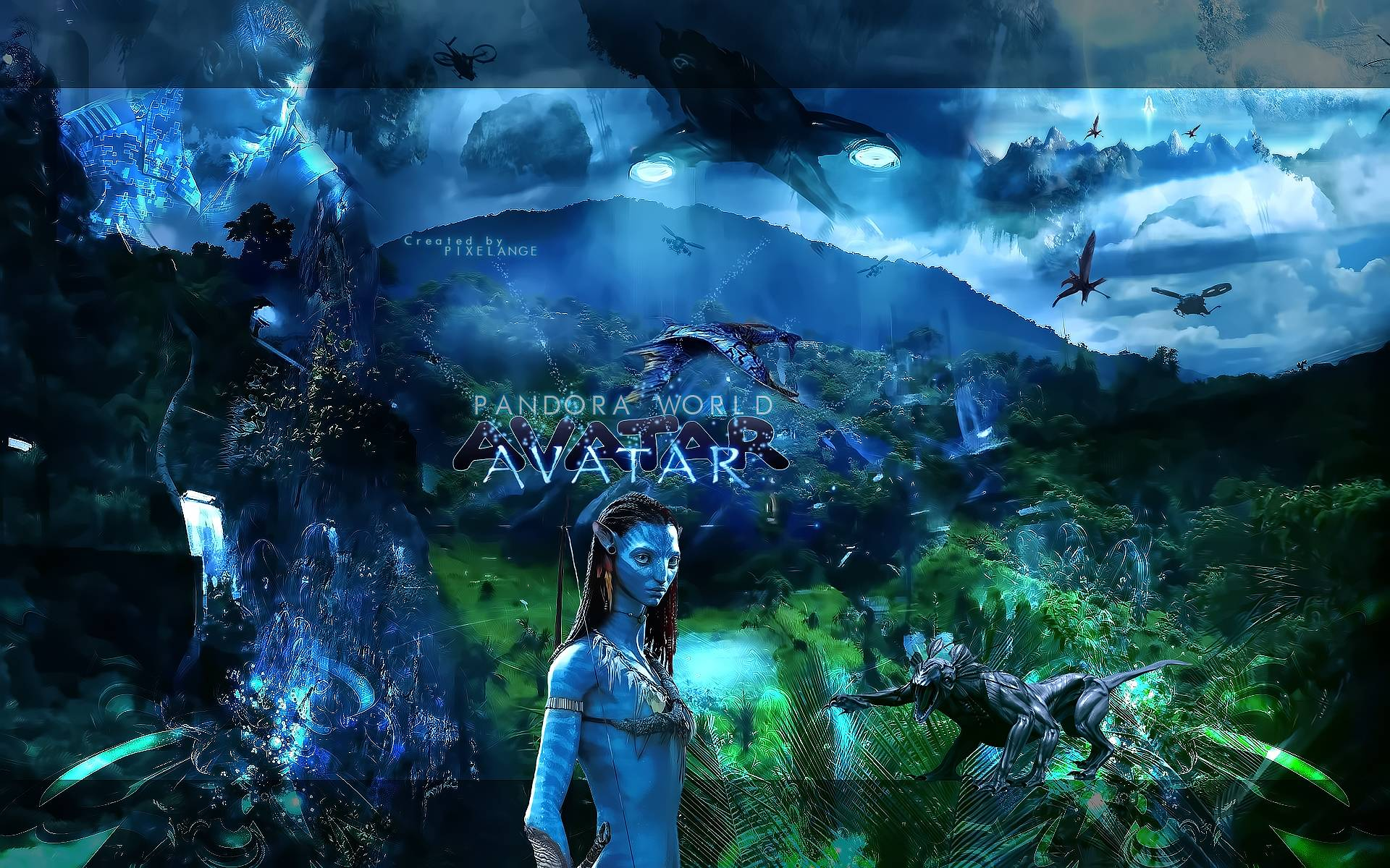 Avatar wallpapers wallpaper cave for D wall wallpaper