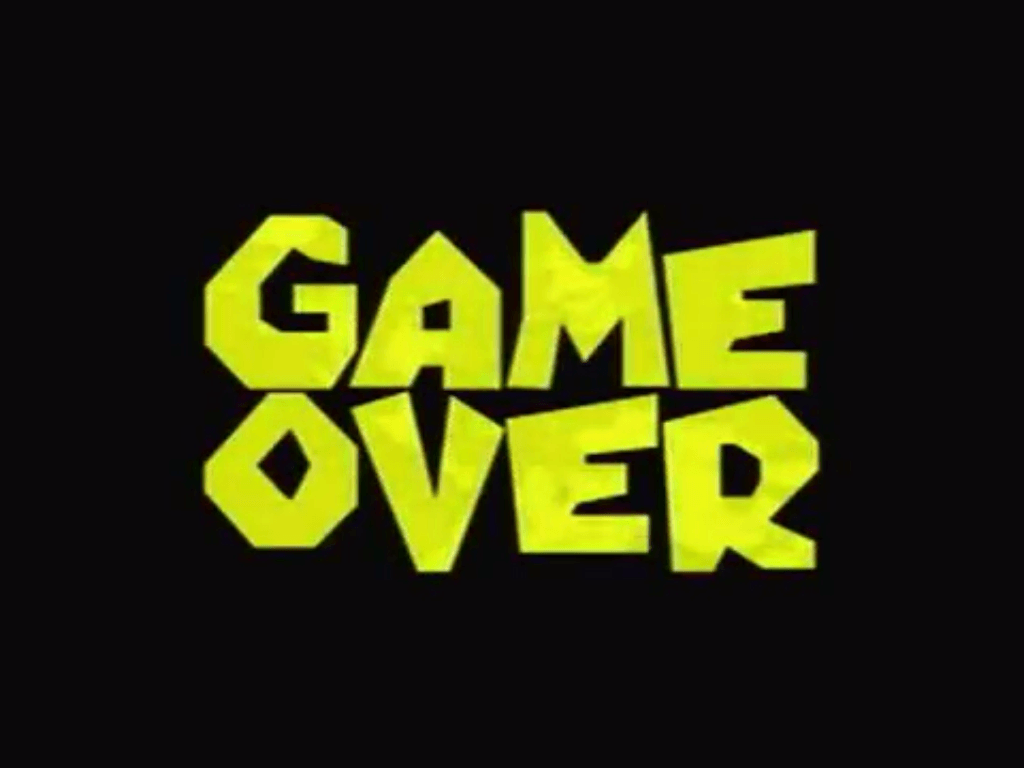 Game Over Wallpapers