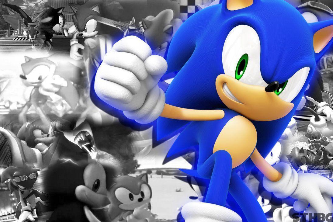 Sonic The Hedgehog Memories Wallpapers by SonicTheHedgehogBG on