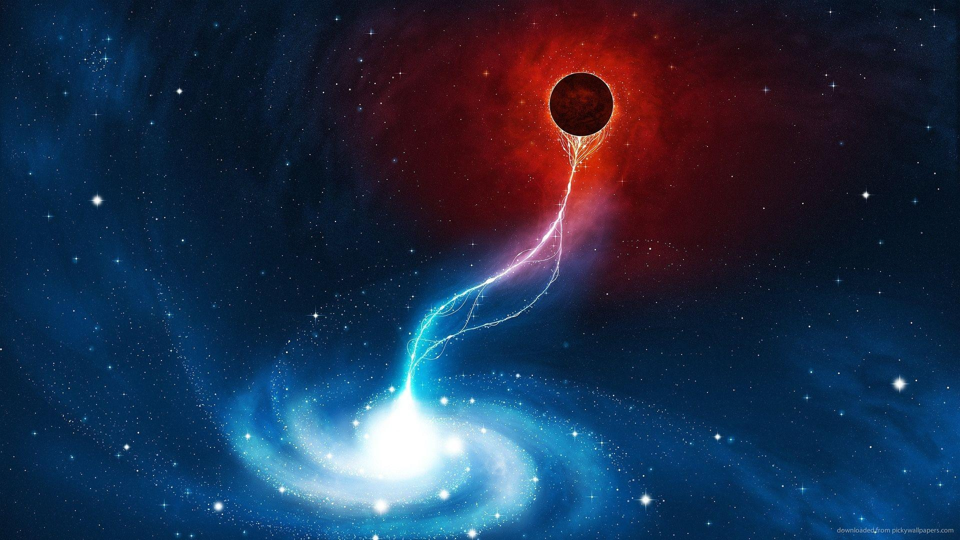 Black Hole Wallpapers: Space Black Hole Wallpapers
