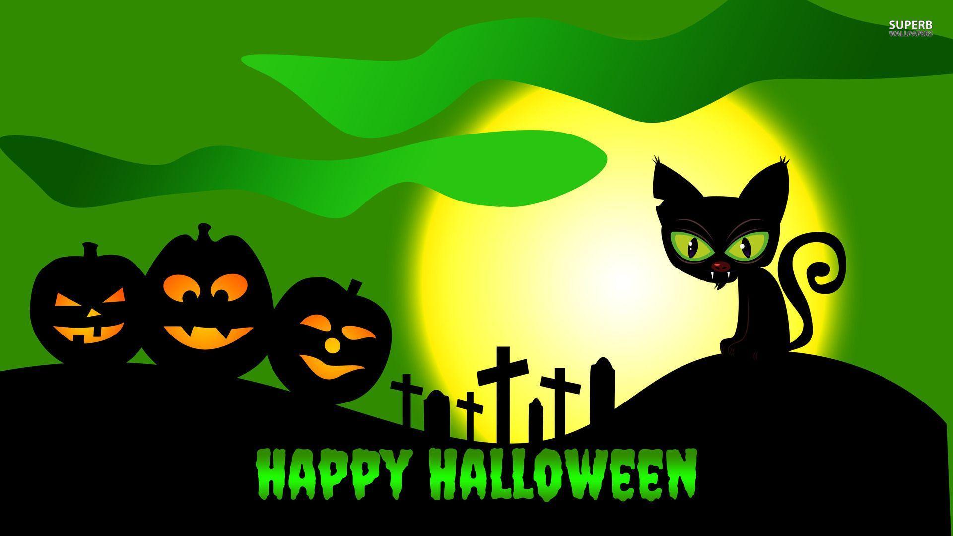 Happy Halloween Wallpapers - Wallpaper Cave