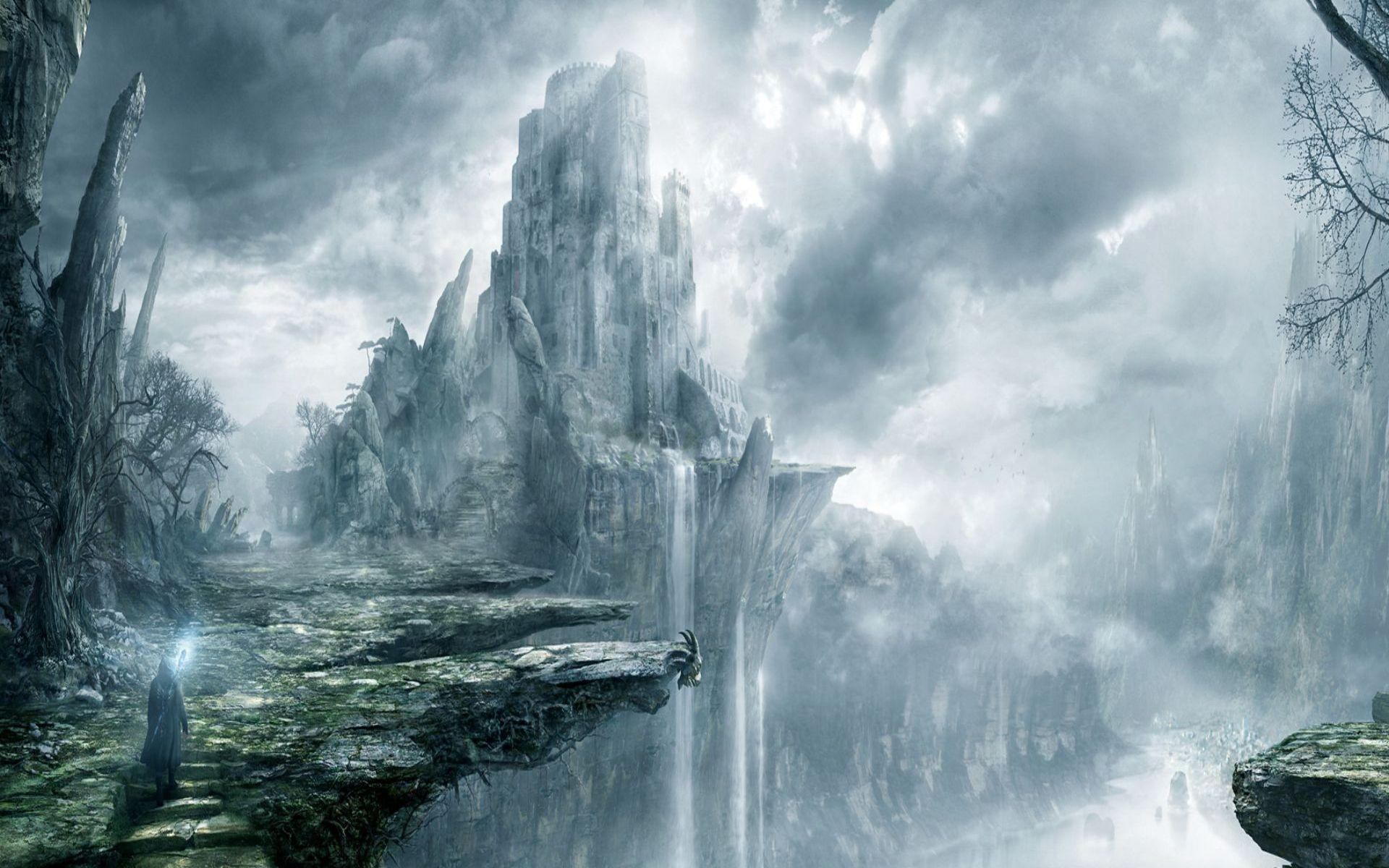 epic fantasy wallpapers wallpaper cave