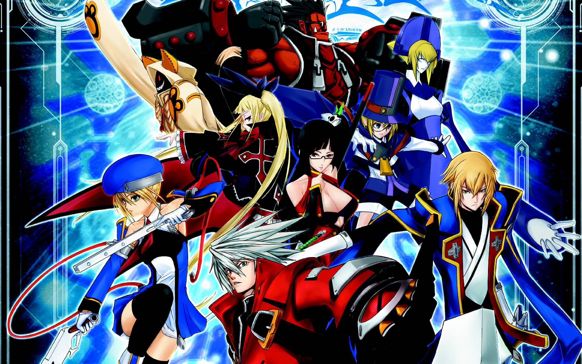 Blazblue Wallpapers Wallpaper Cave