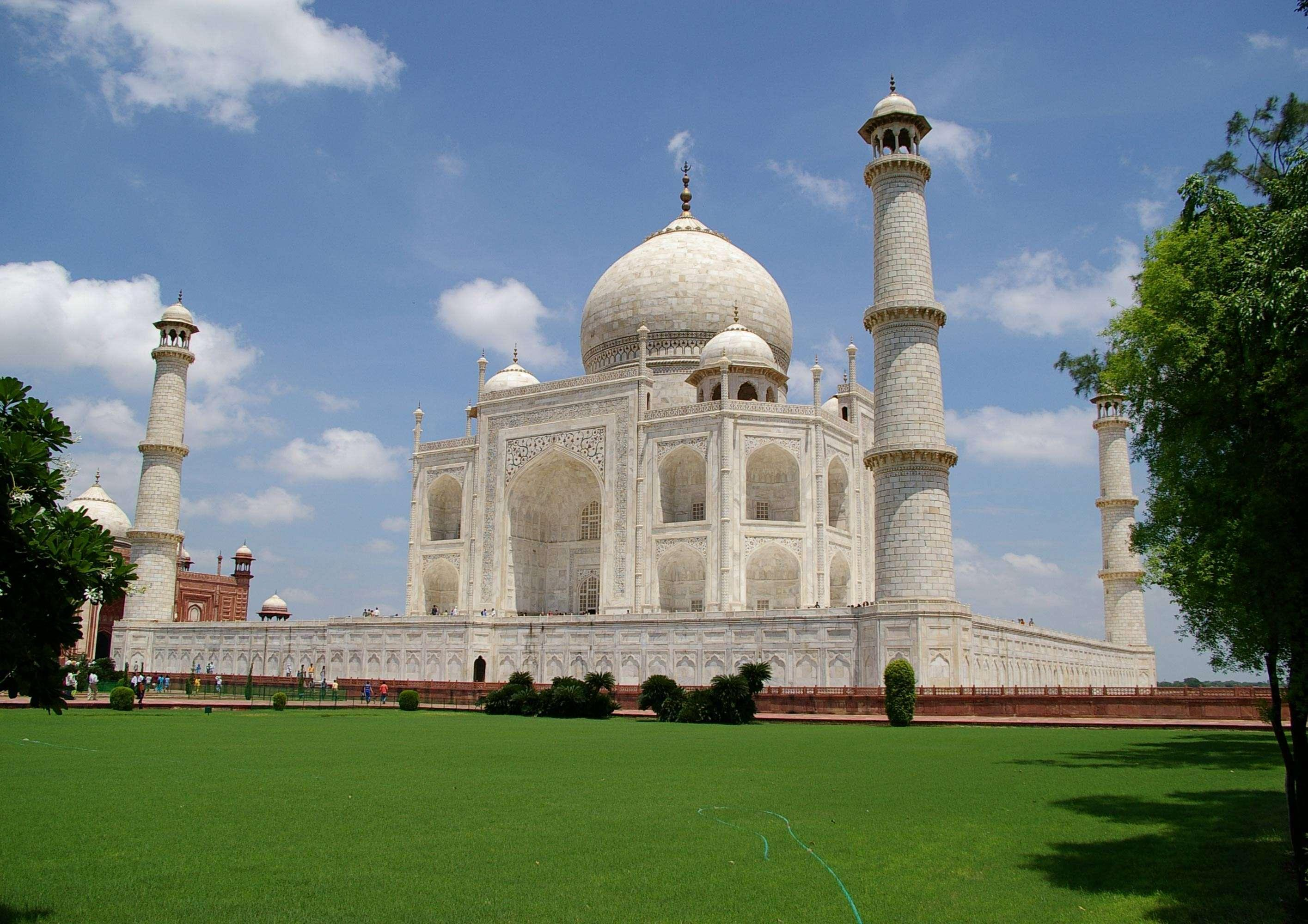 Taj mahal backgrounds wallpaper cave for Religious buildings in india