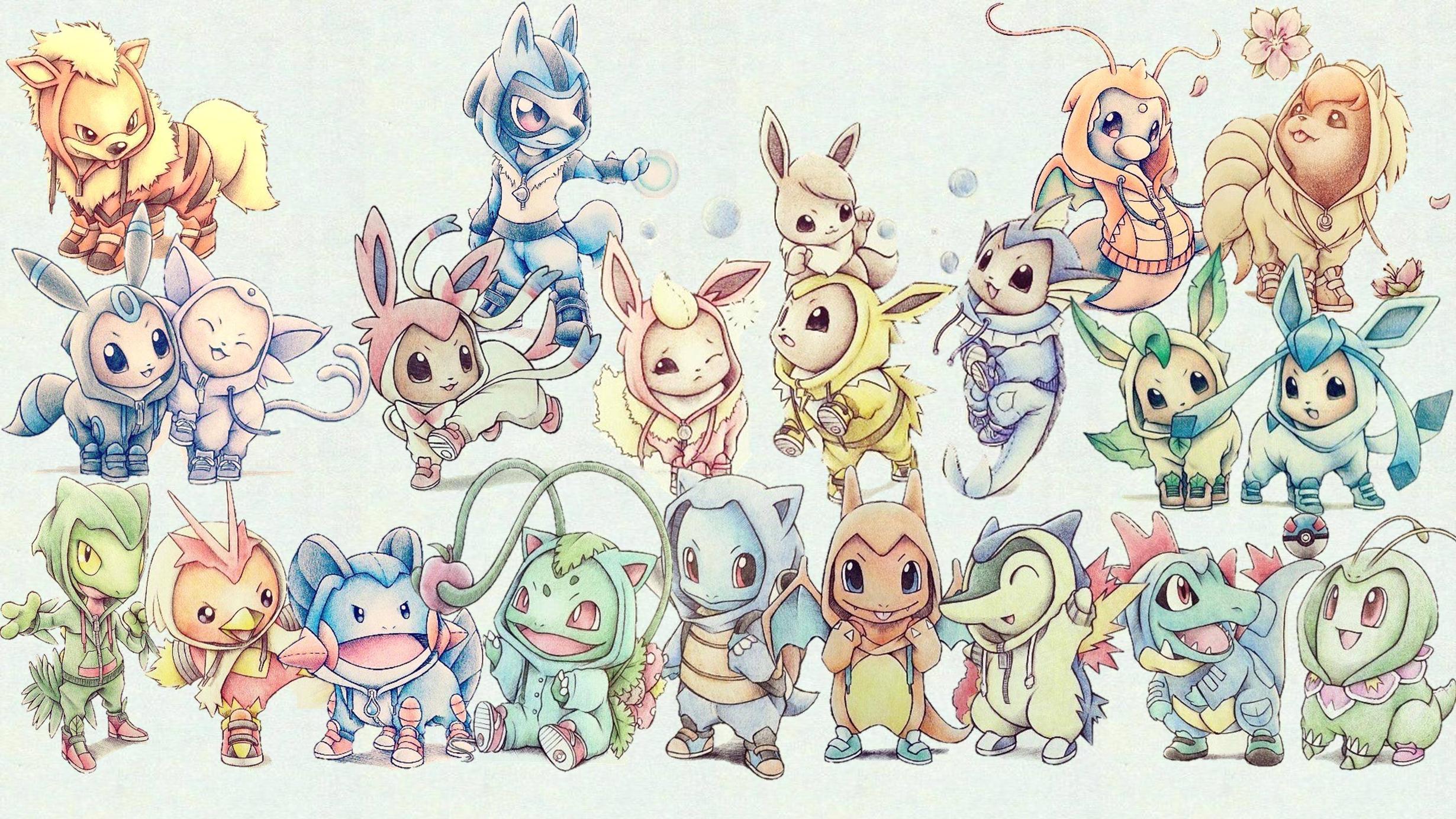 cute pokemon wallpaper 5599 - photo #39
