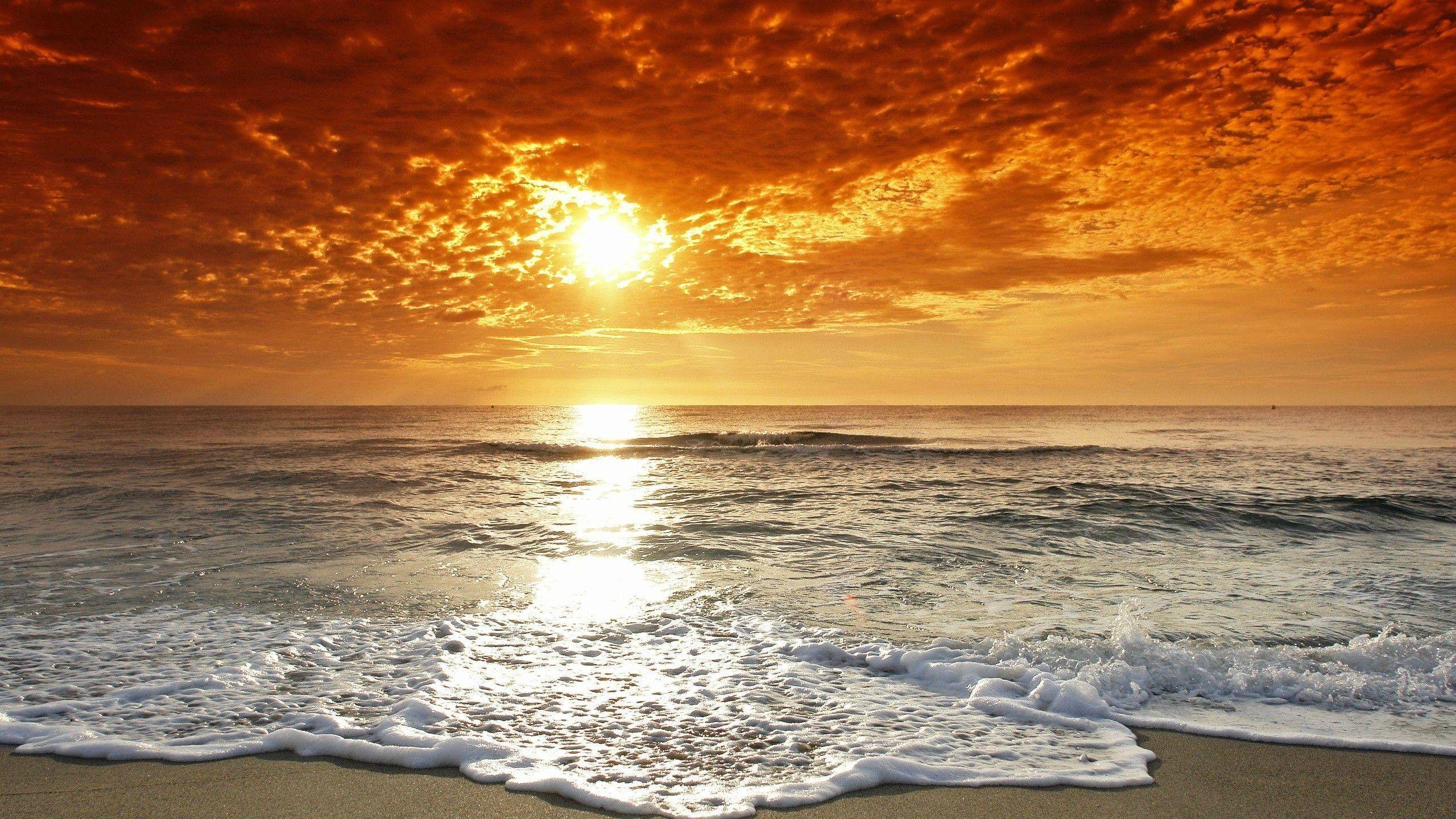 Sunrise Beach Wallpapers