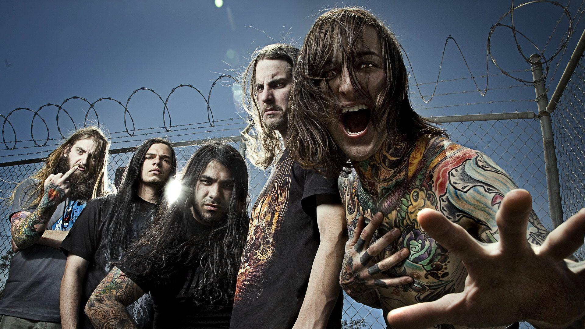 pin wallpapers suicide silence - photo #36