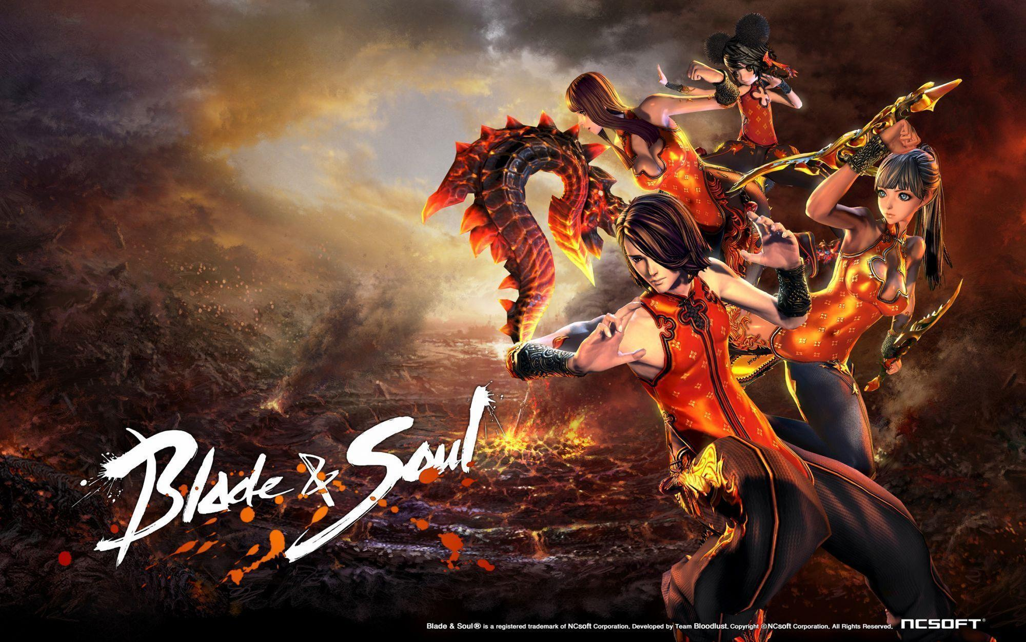 HD wallpapers blade and soul wallpaper hd