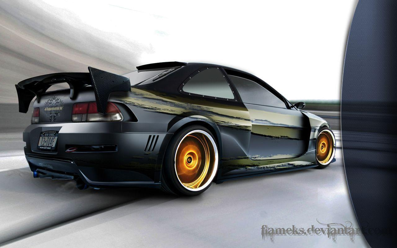 Honda Civic Si Wallpapers
