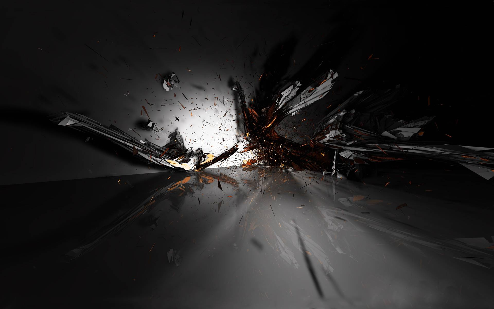 download wallpaper debris explosion - photo #17