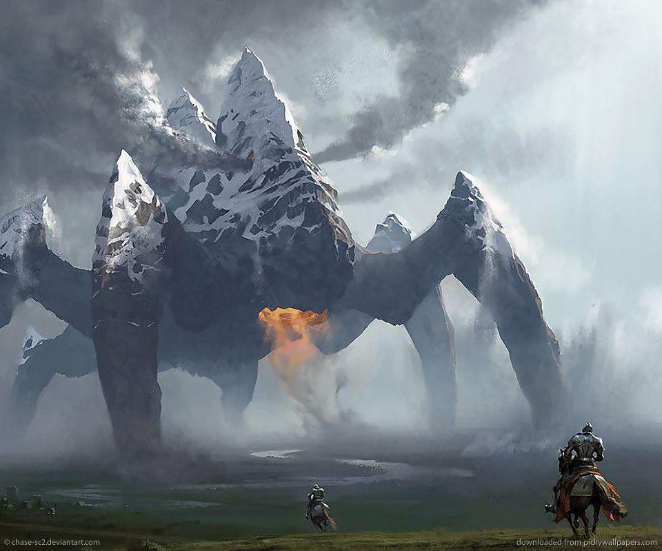 Fantasy Landscape Wallpaper: Epic Fantasy Landscape Wallpapers