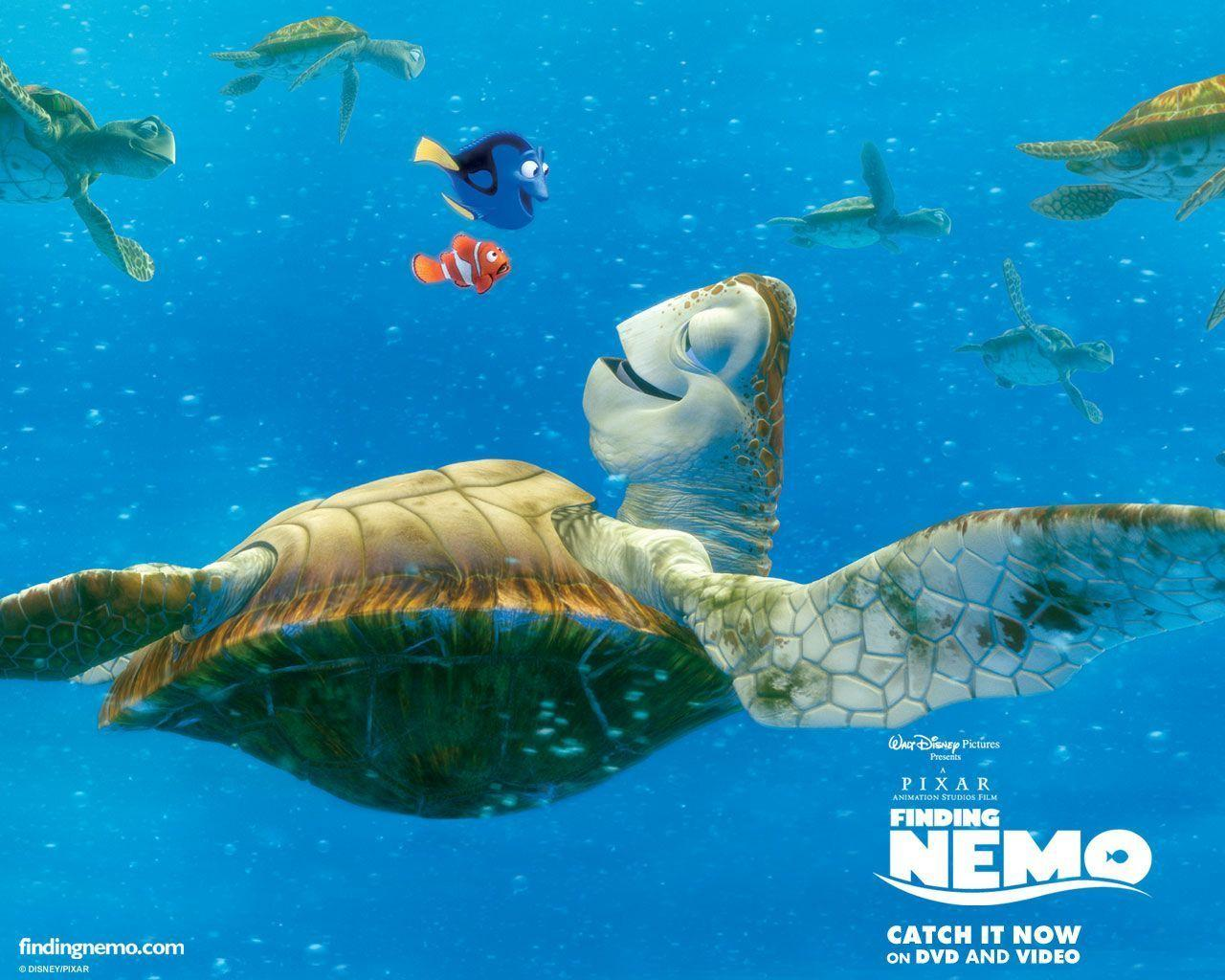 Finding Nemo Wallpapers Number 2