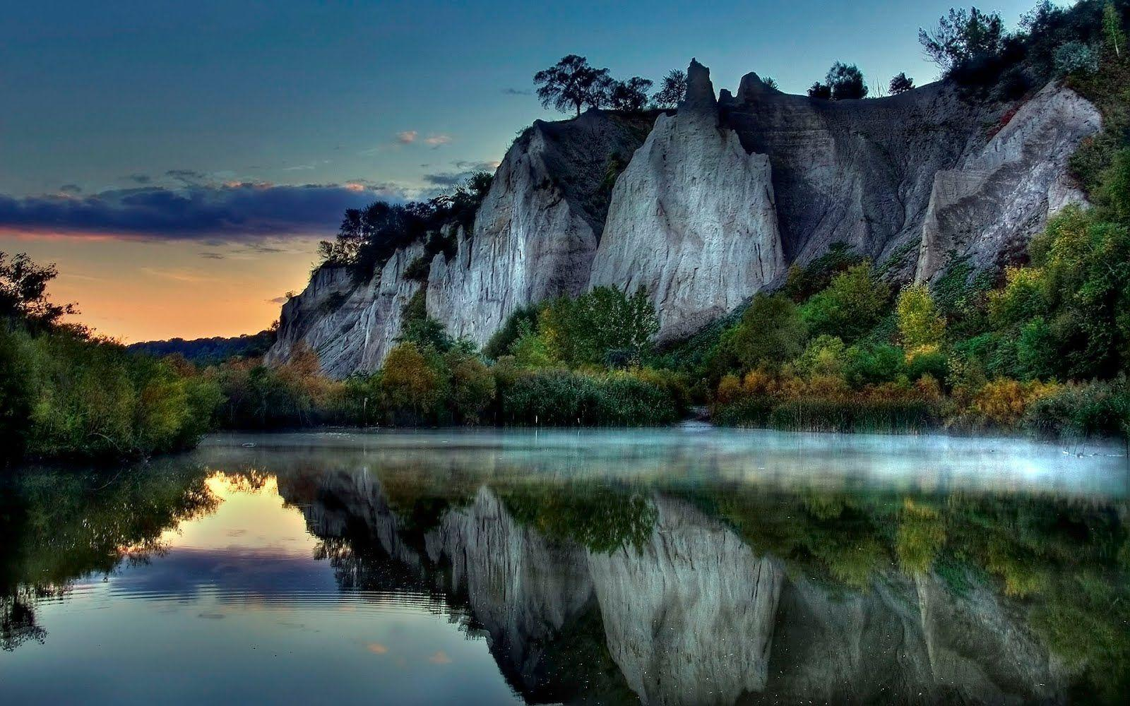 Nature backgrounds hd wallpaper cave - Hp wallpaper nature ...