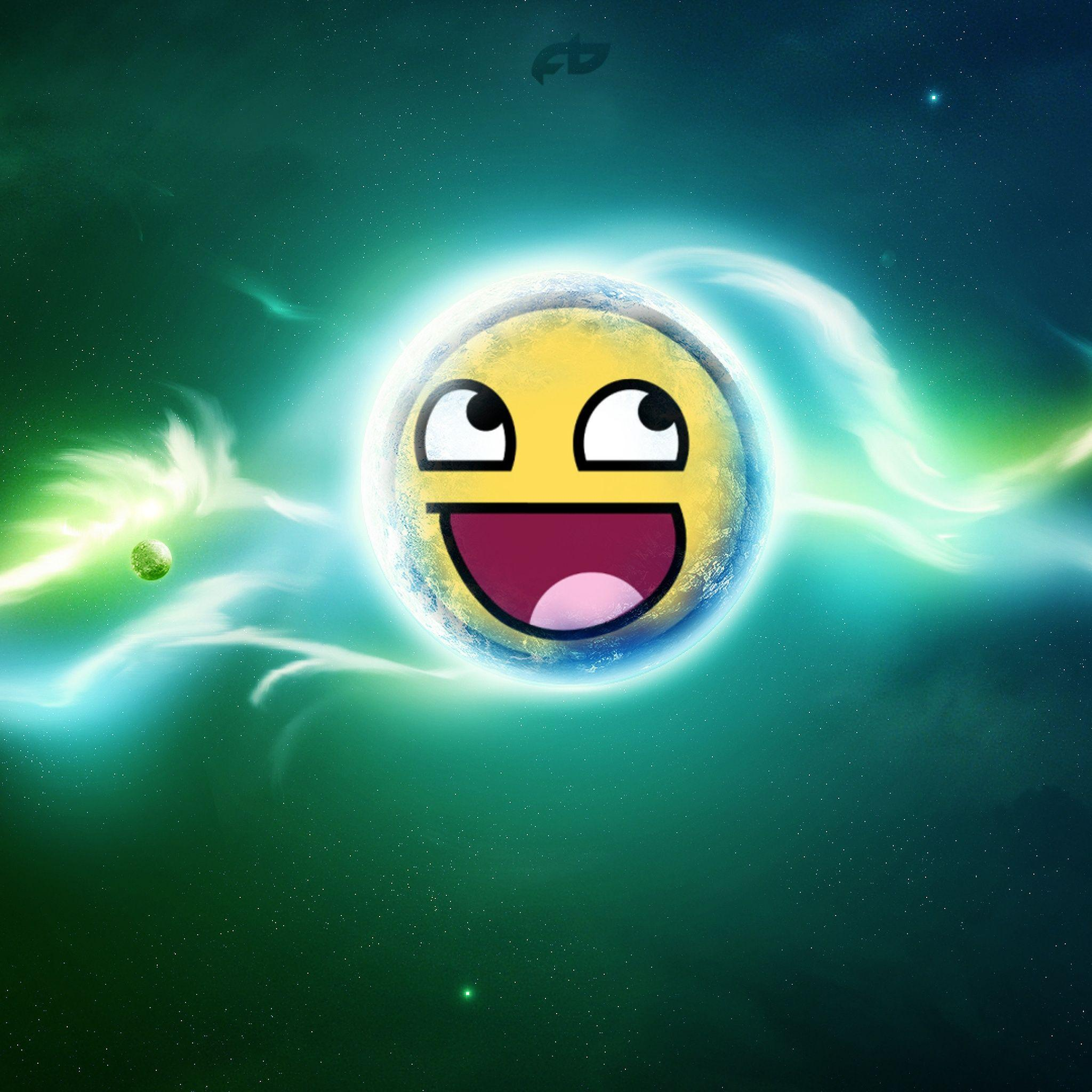 epic smiley wallpapers wallpaper cave