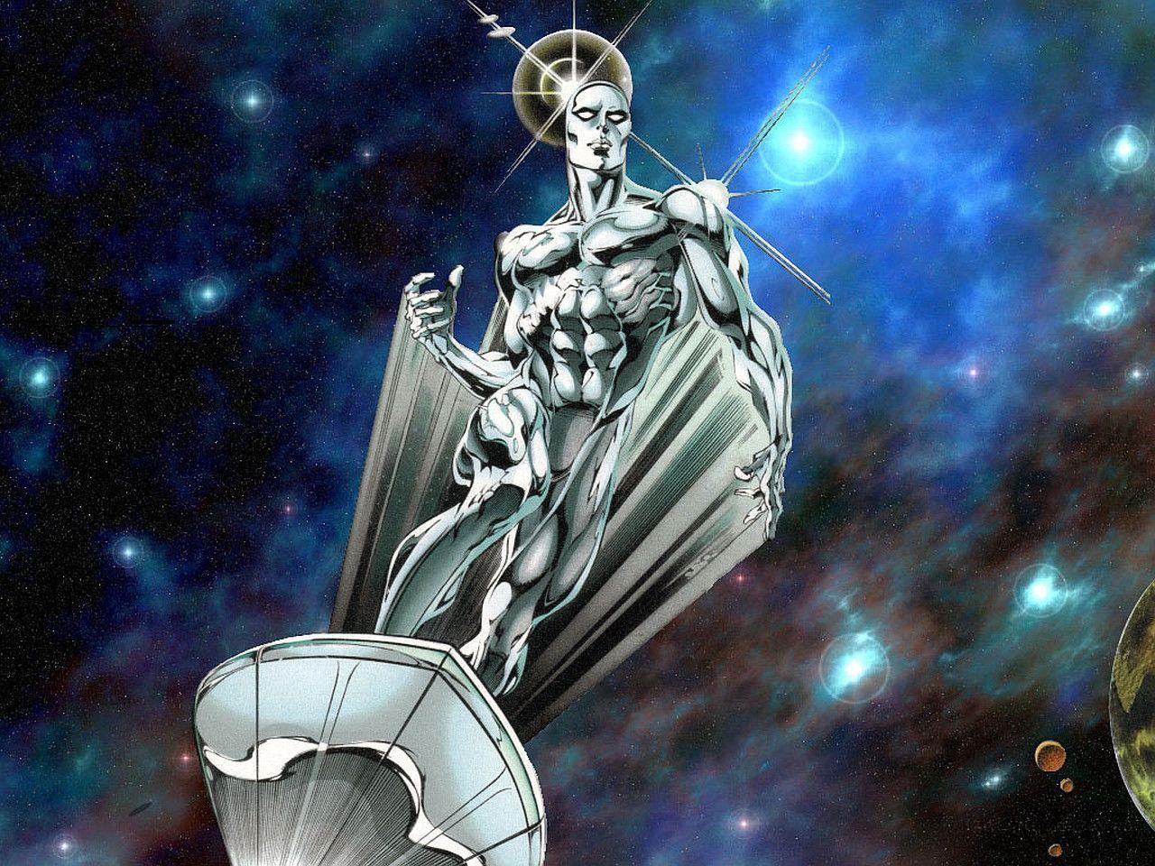 Silver Surfer Computer Wallpapers, Desktop Backgrounds 1280x960 Id