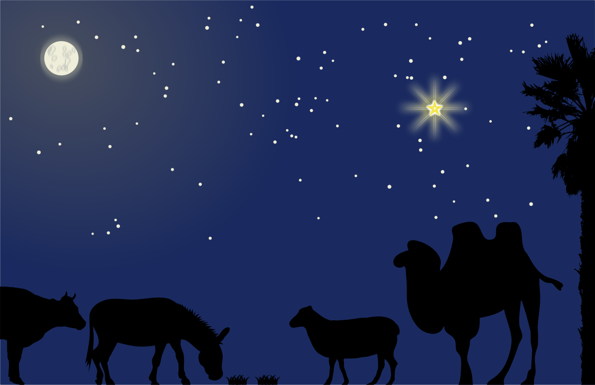 nativity scene backgrounds