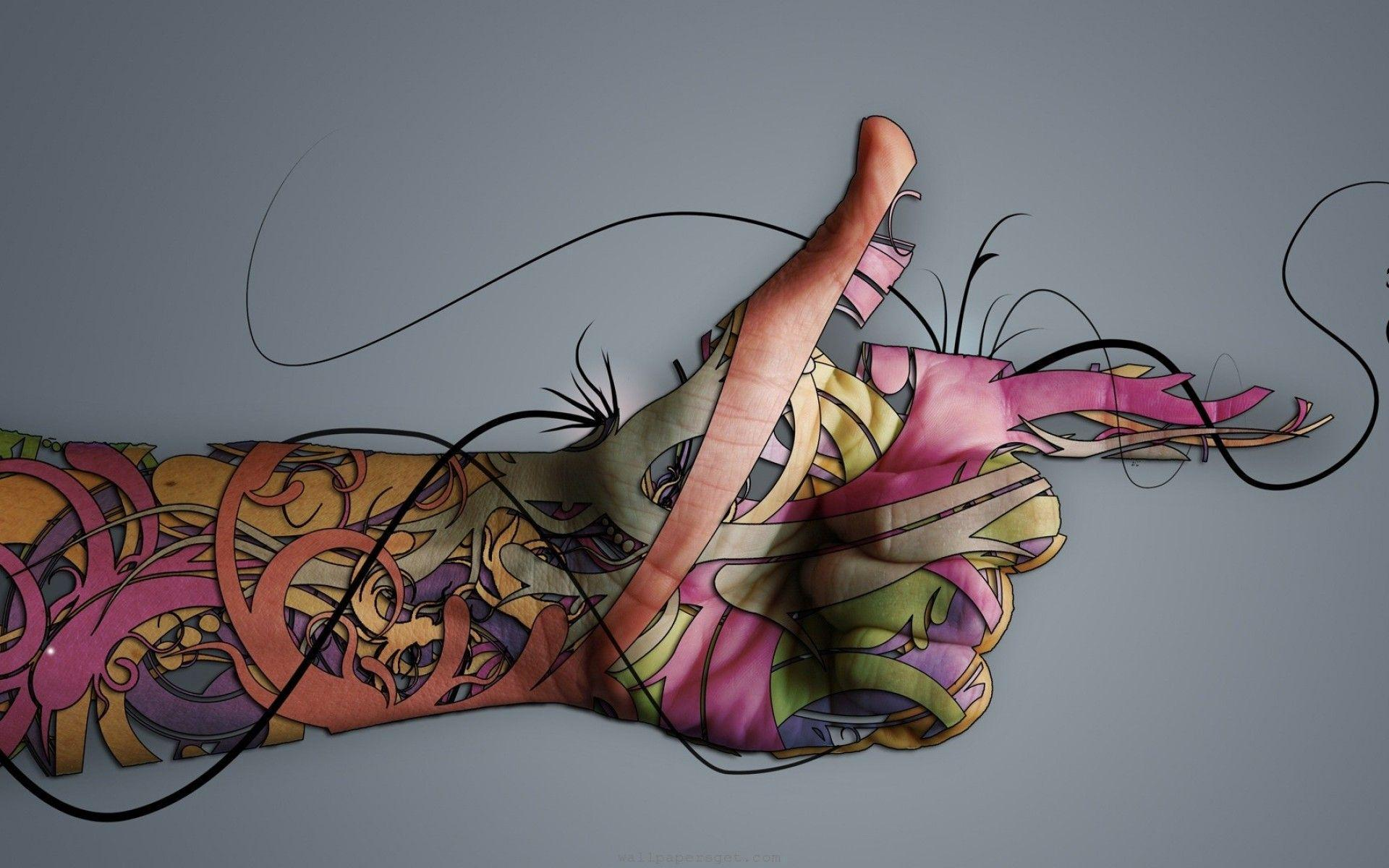 Tattoo Art Wallpapers - Wallpaper Cave