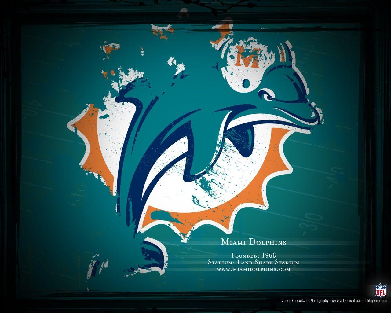 Free Miami Dolphins wallpapers desktop image
