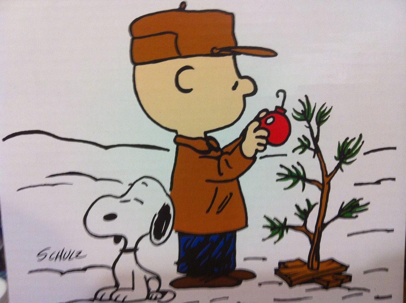 Charlie Brown Christmas Tree Drawing.Charlie Brown Christmas Tree Wallpapers Wallpaper Cave