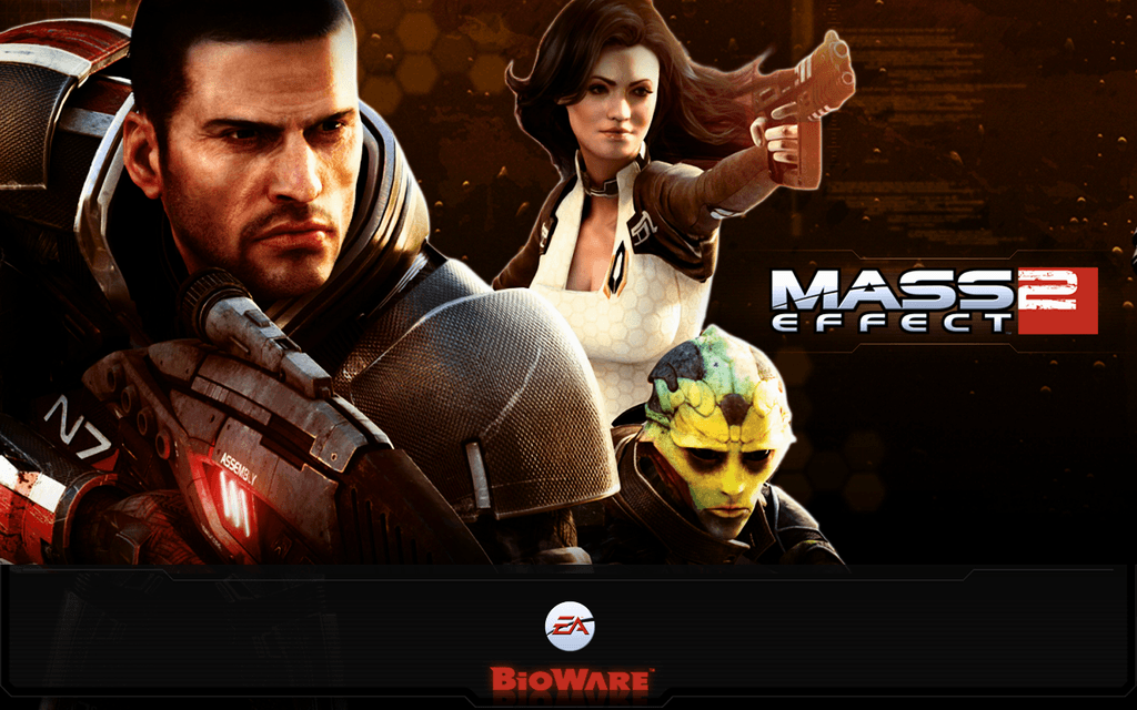 Mass Effect 2 Wallpapers by CrossDominatriX5