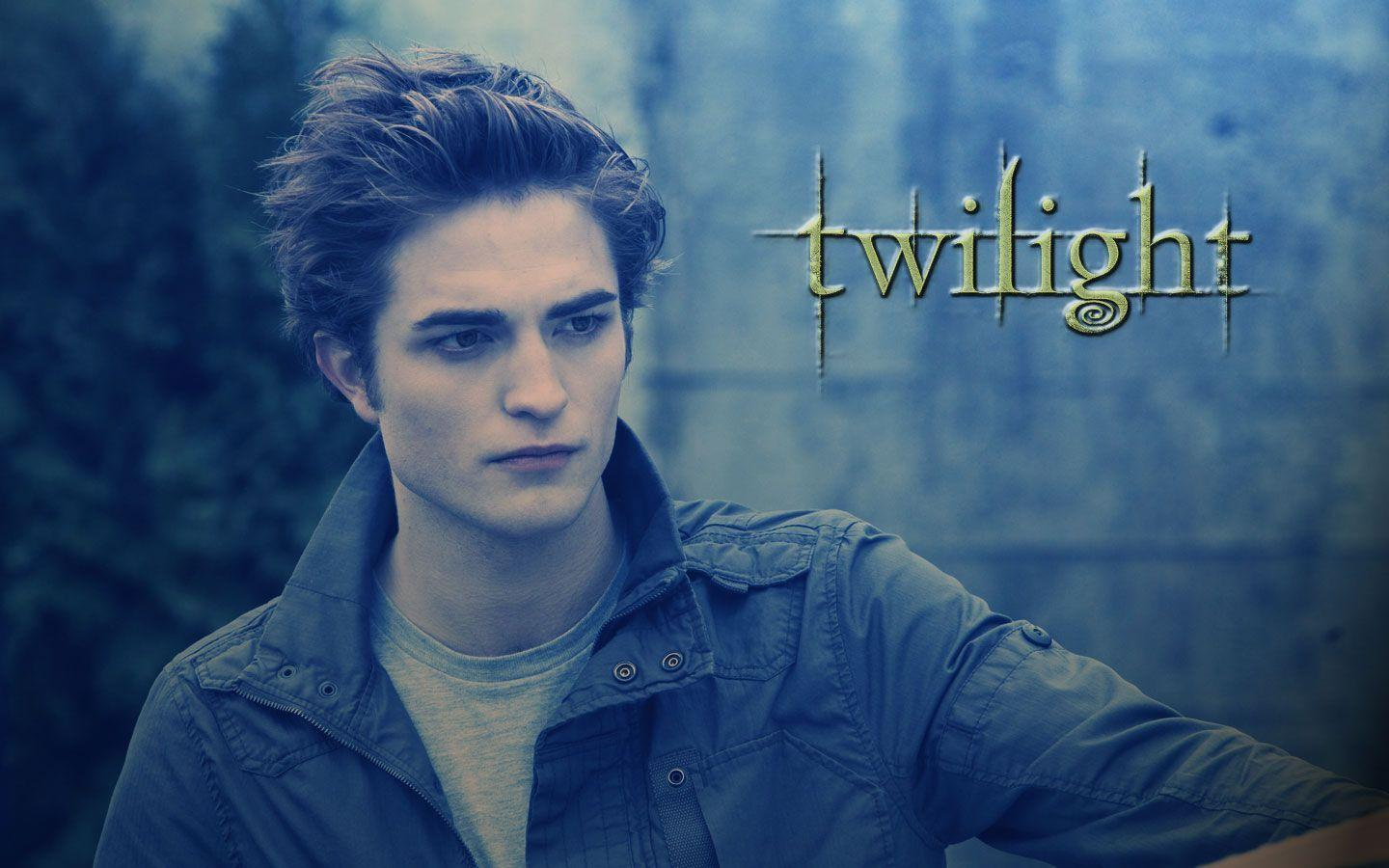 Twilight Edward Cullen Wallpapers Wallpaper Cave