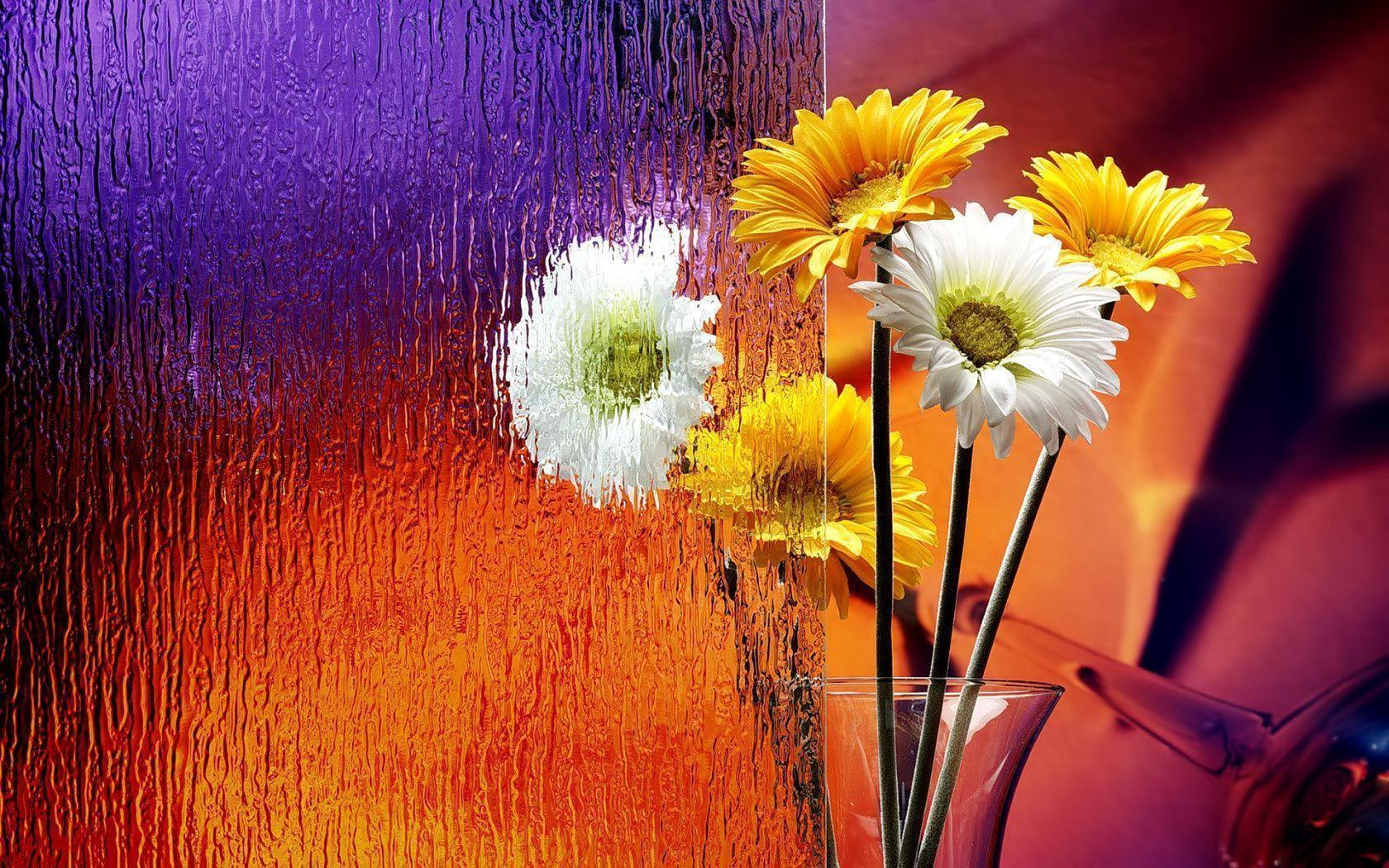 Wallpapers For > Wallpapers Of Flower Bouquet
