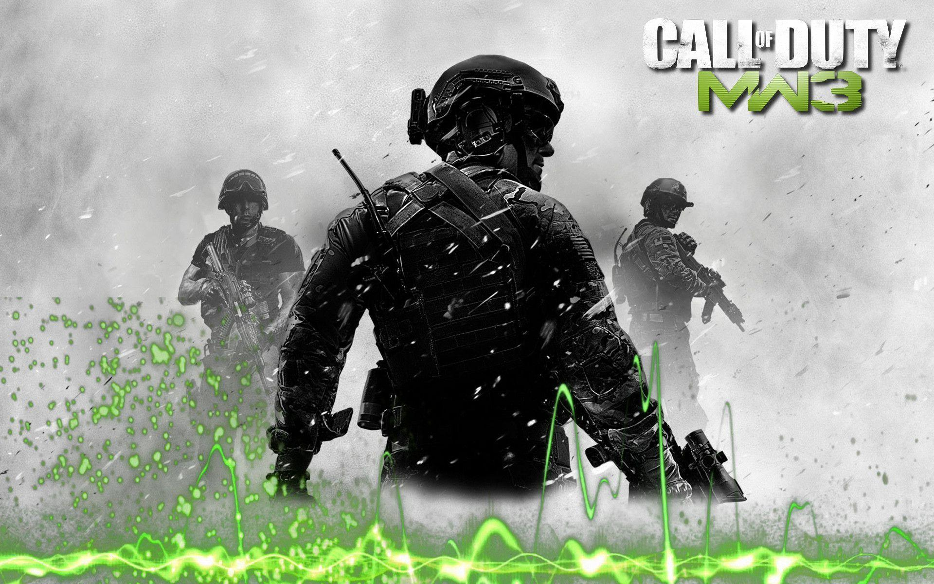 Call Of Duty Modern Warfare 3 Wallpapers Wallpaper Cave