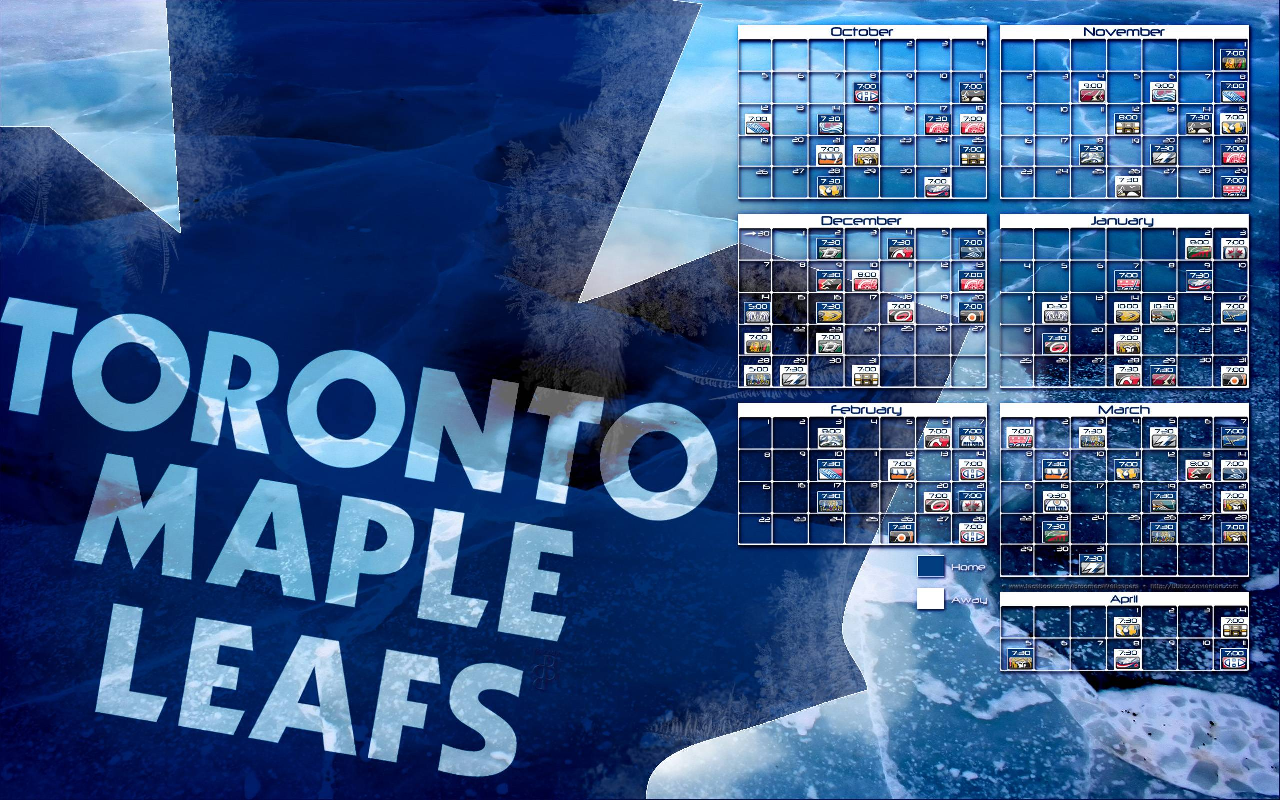 Toronto Maple Leafs Wallpapers - Wallpaper Cave