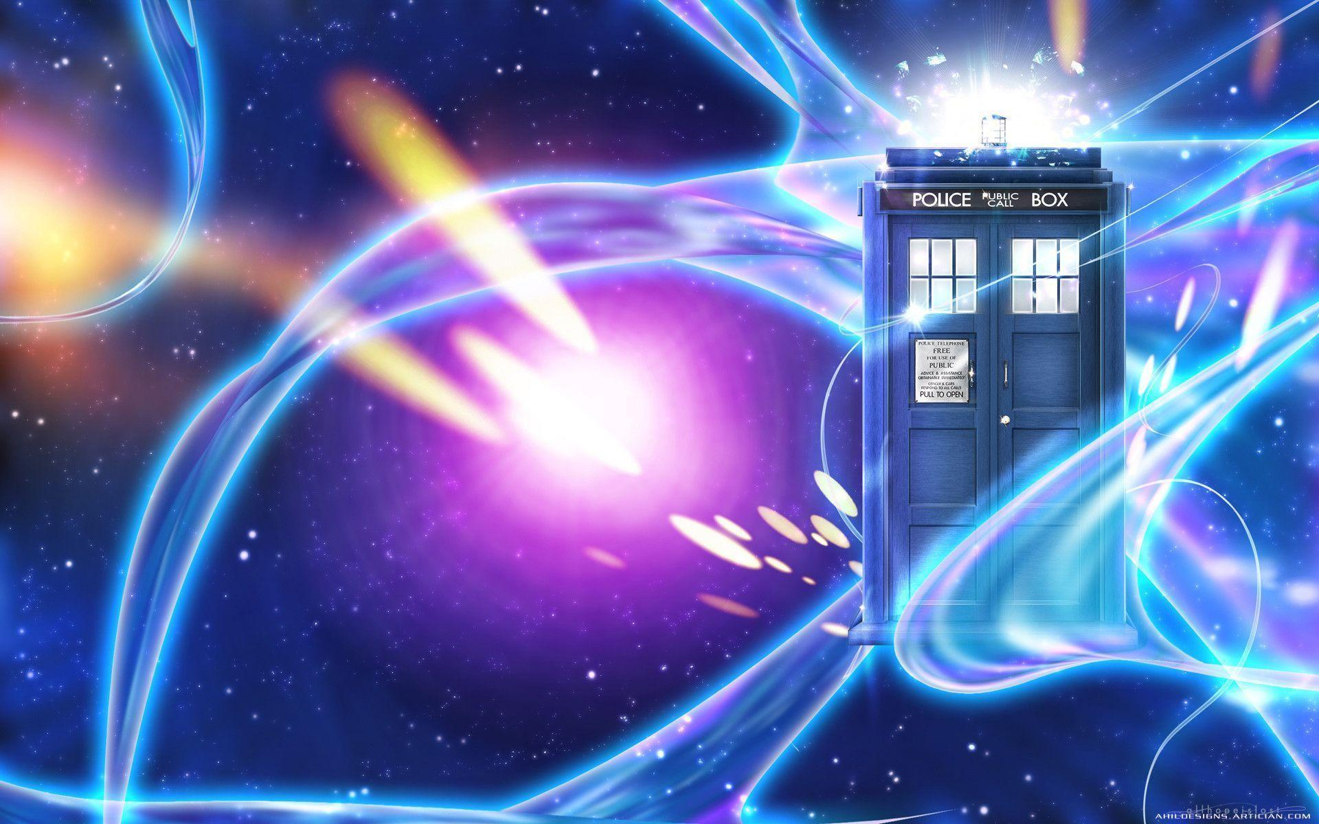 TARDIS Desktop Backgrounds - Wallpaper Cave