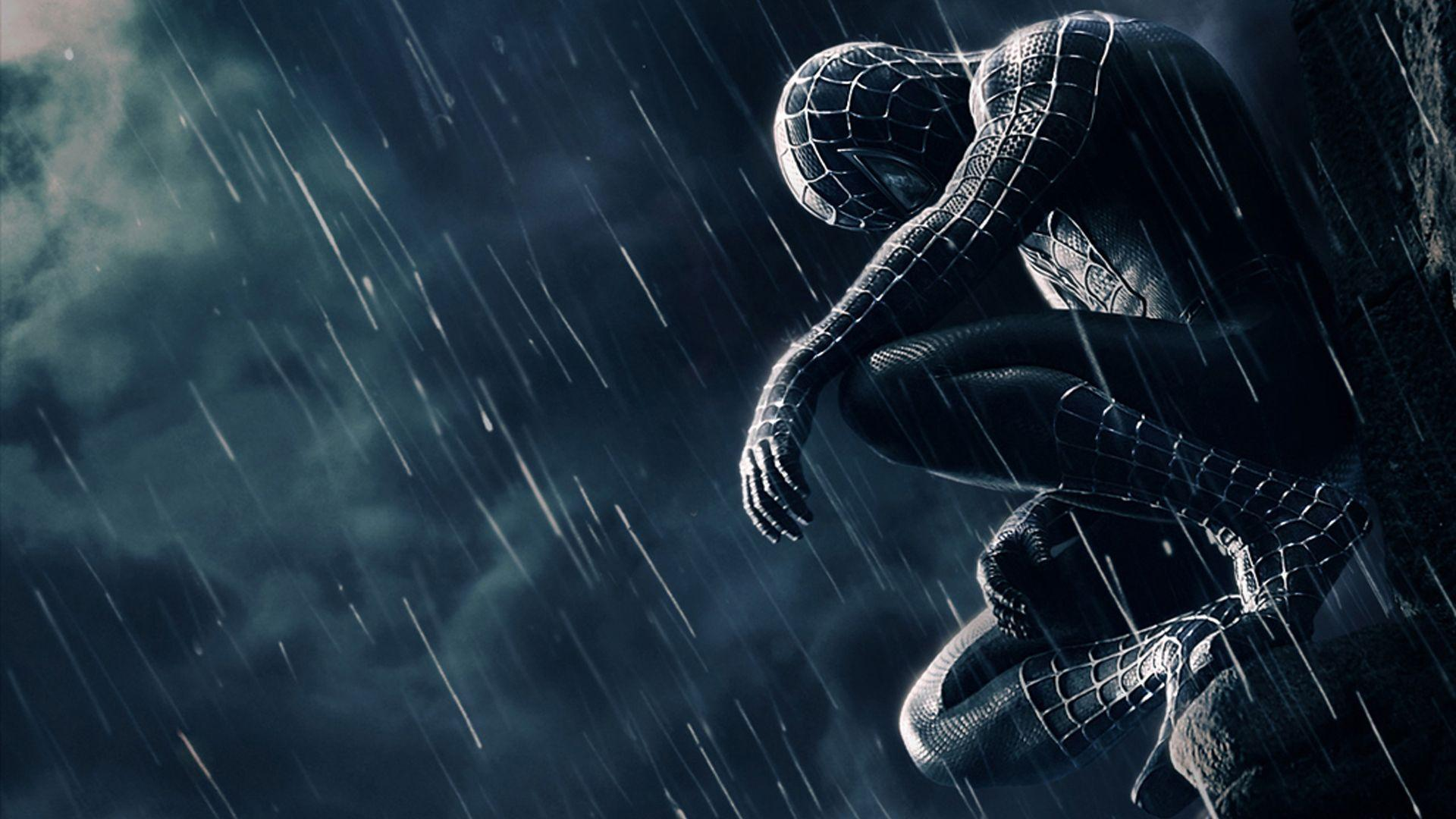 Wallpapers For > Spiderman Hd Wallpaper 1920x1080