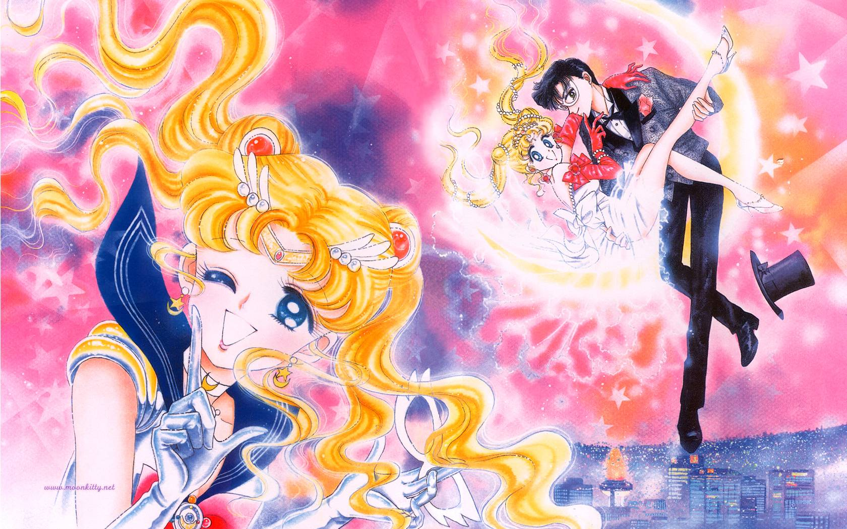 Moonkitty Sailor Moon Wallpapers Widescreen Page 2
