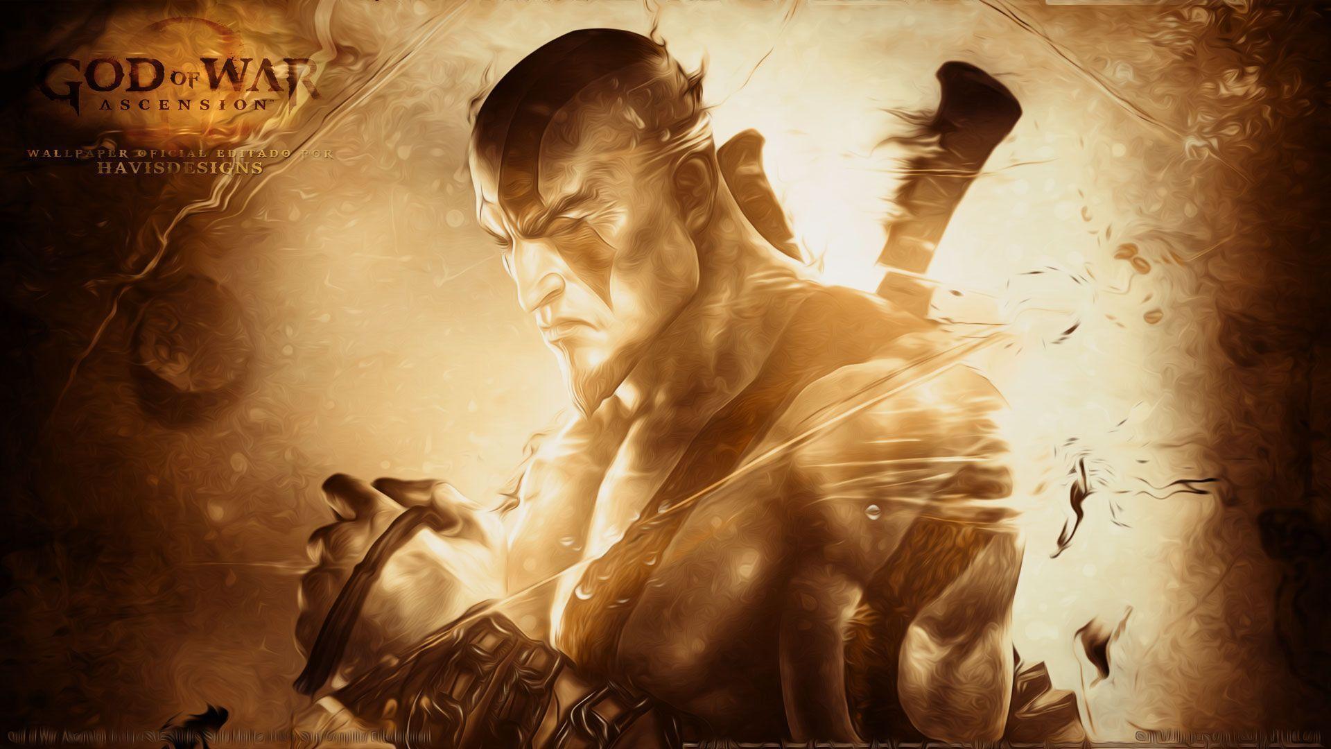 Games Wallpapers - God of War: Ascension 1920x1080 wallpaper