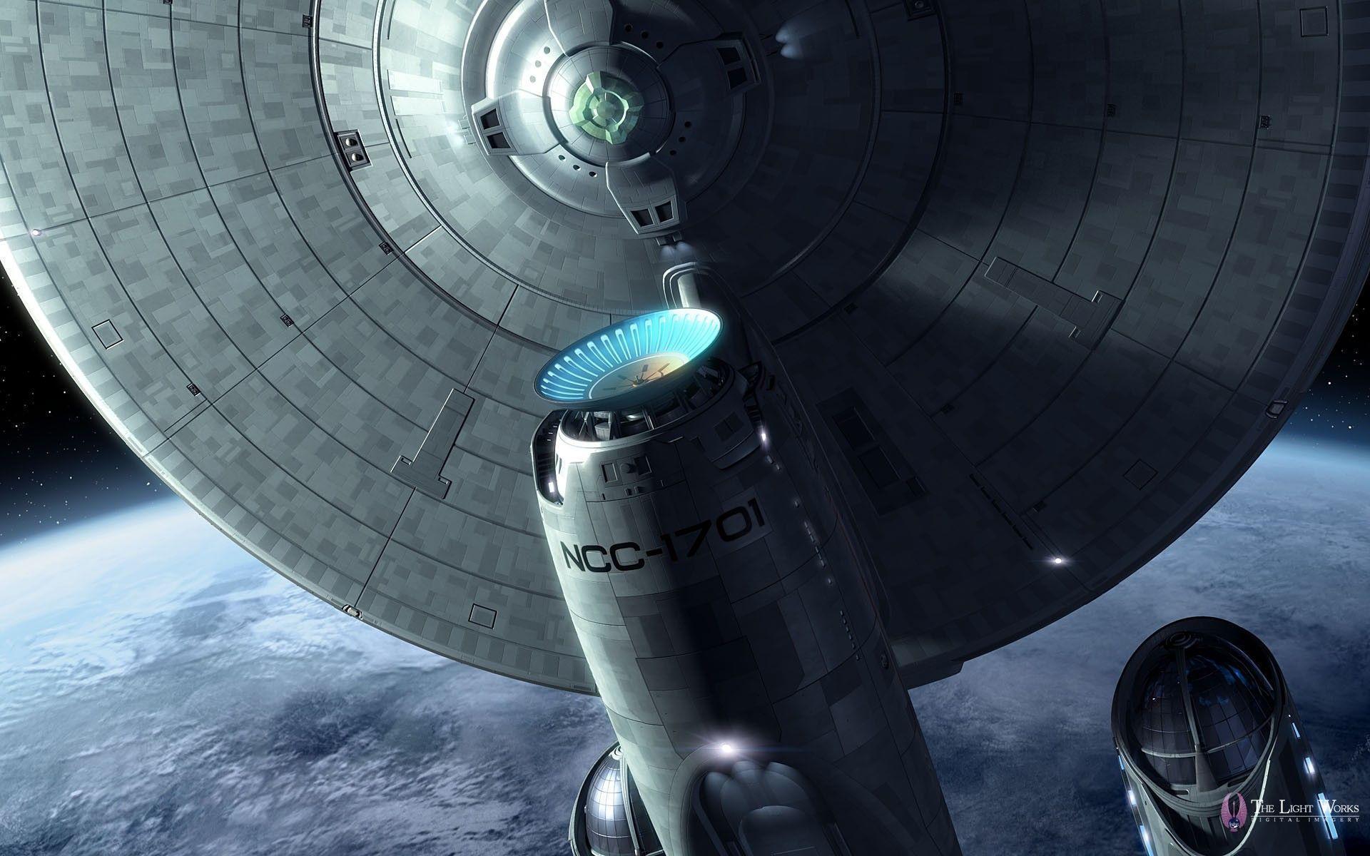 starship enterprise wallpapers wallpaper cave