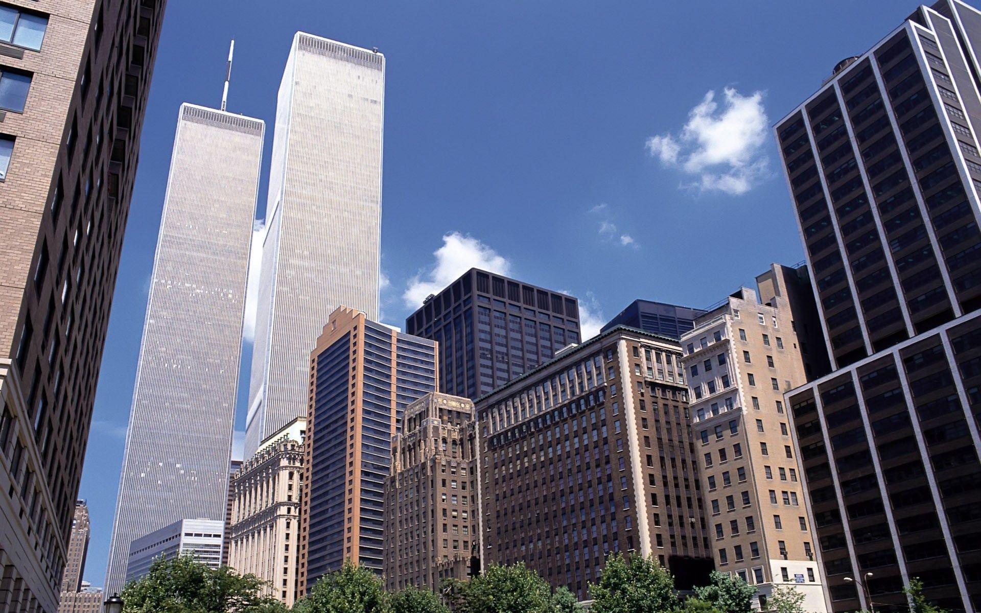 wtc wallpaper twin towers - photo #4