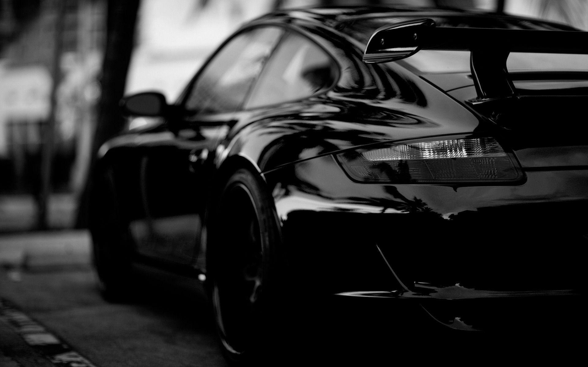 Black Car Wallpapers Wallpaper Cave