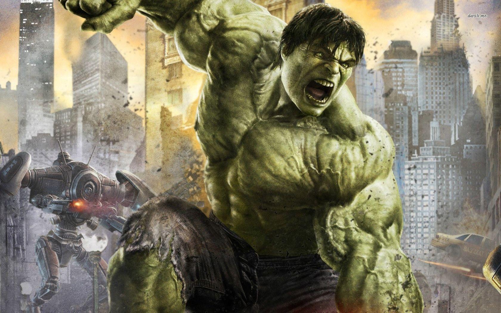 The Incredible Hulk wallpaper - Movie wallpapers - #