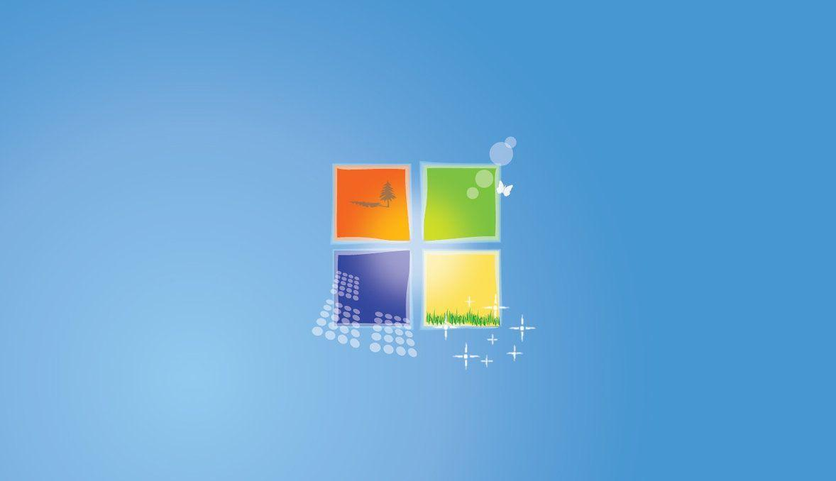 windows logo wallpapers by bilalhanif