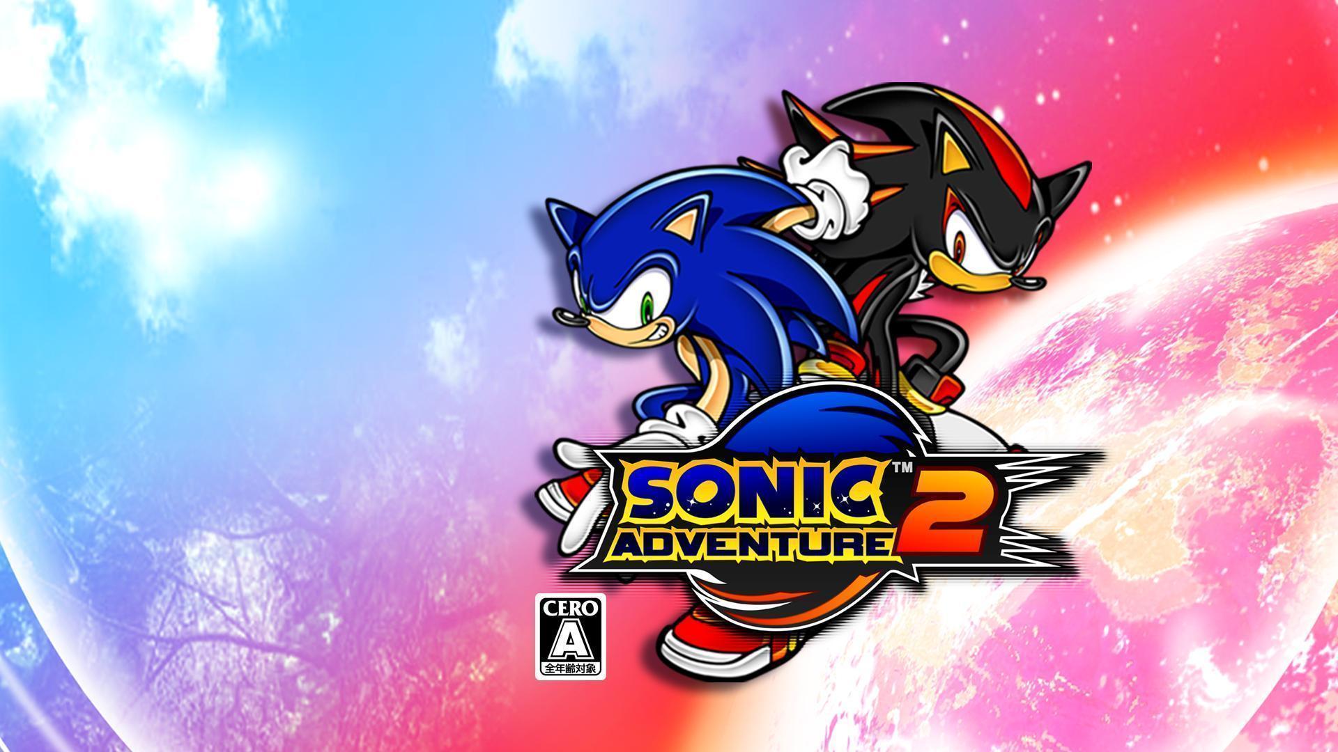Sonic Adventure 2 Wallpapers - Wallpaper Cave