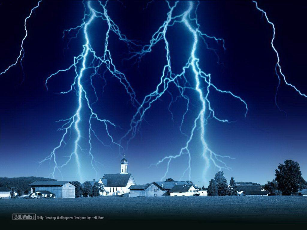 Lightning Storm Wallpapers - Wallpaper Cave
