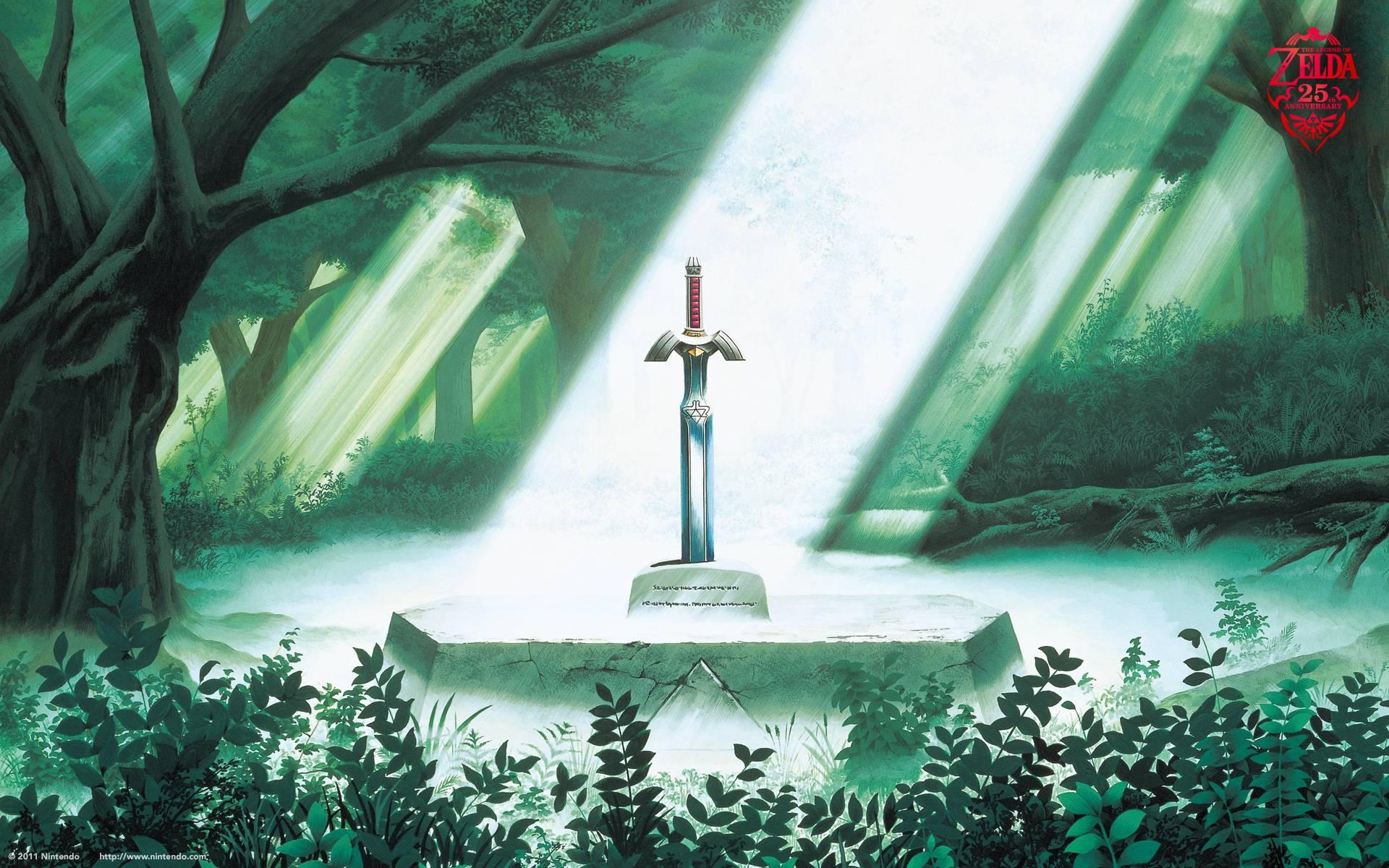 Legend Of Zelda Desktop Wallpapers